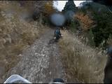 「友人Yがログアウトしました」/オフロードバイクで林道をツーリング中に前を走る友人が崖から転落