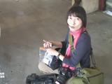 シリアで政府軍と反体制派の銃撃戦に巻き込まれて亡くなった日本人女性ジャーナリスト・山本美香さんが最後に取材した映像
