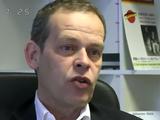 ドイツ国営テレビ放送ZDF「福島の嘘」を制作したヨハネス・ハーノ記者へのインタビュー映像/「今回の災害は四つです。地震、津波、原発事故、そして信頼の喪失の四つです」